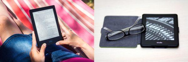 Liseuse Kindle ou Kobo : l'outil pratique pour lire en anglais