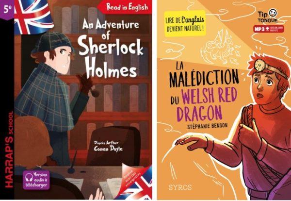 Livres bilingues dédiés à la jeunesse