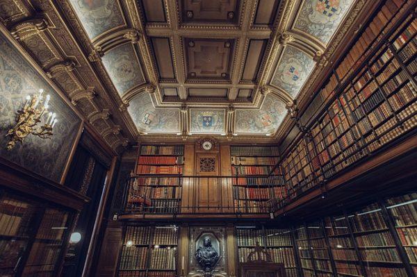 Le Projet Guthenberg ou la plus grande bibliothèque du monde