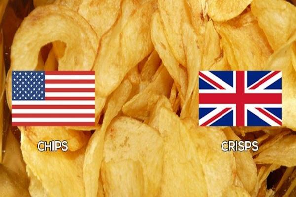 Les différences entre anglais britannique et américain