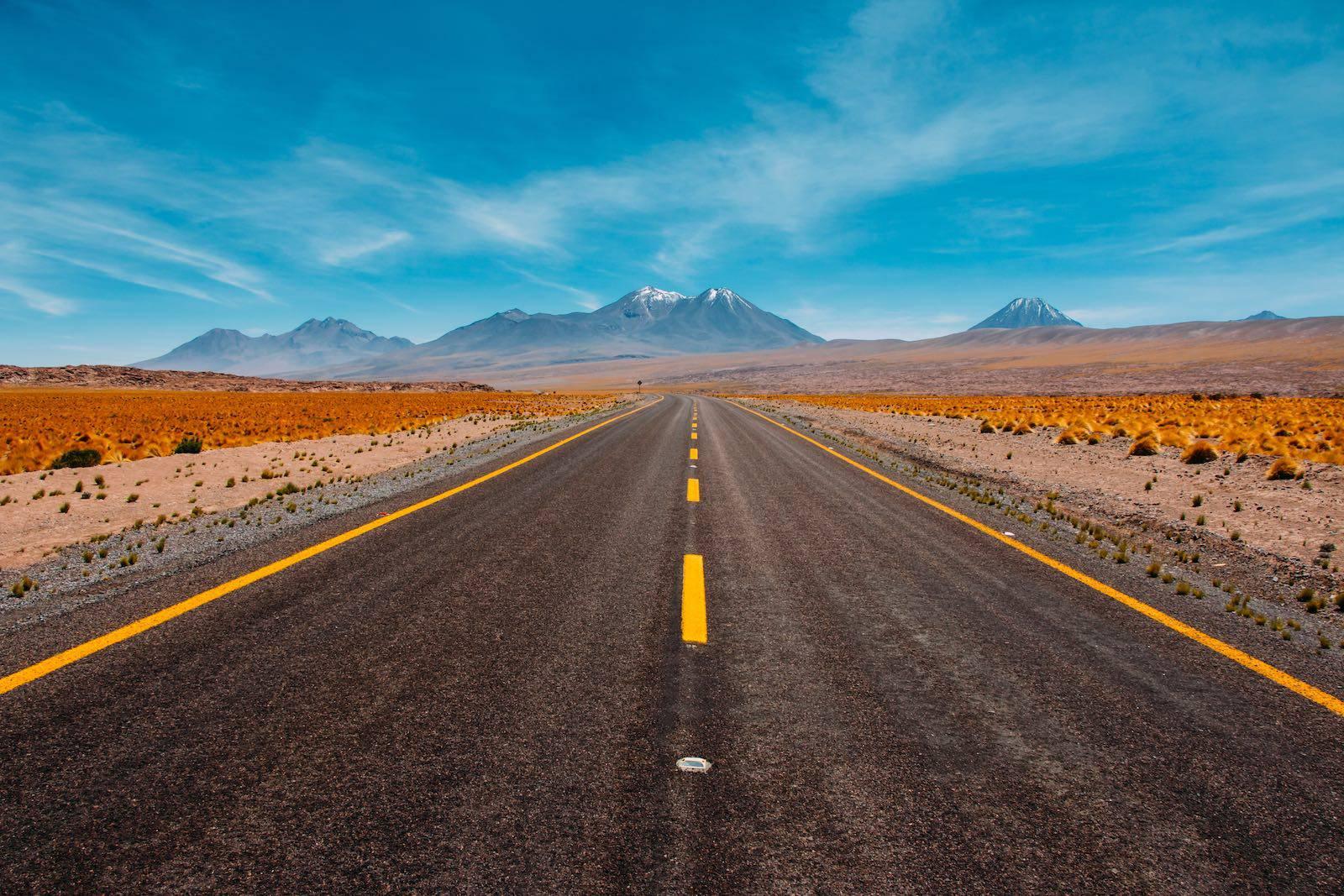 Où apprendre l'anglais à l'étranger ? [picture of the road]