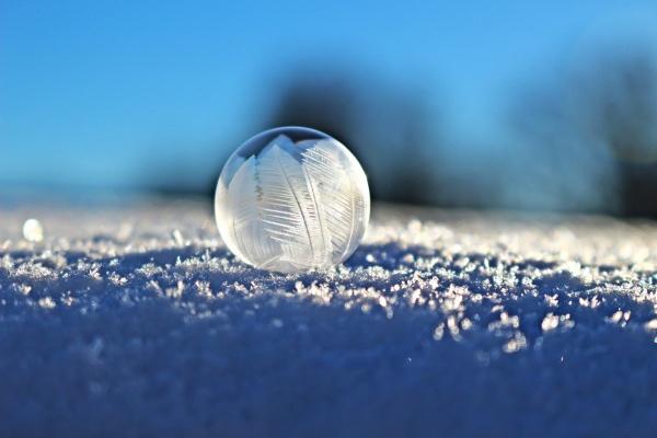 Bloqué dans une bulle