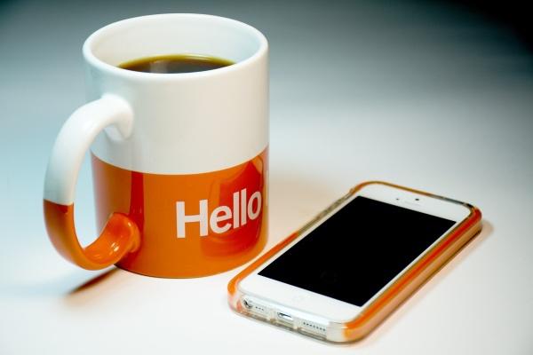 Discuter en anglais avec son téléphone