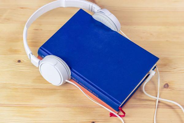 Livres audio pour apprendre l'anglais